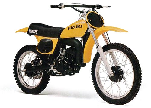 yamaha 125 dirt bike for sale. good 125 racer that you can get for half the price of an elsinore. suzuki 125s were light, fast and reliable. yamaha dirt bike sale f